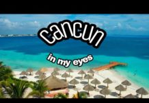 du lịch Cancun Mexico trong mắt tôi 2017