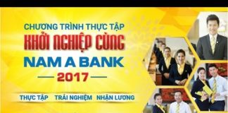 Xem Khởi nghiệp cùng Nam A Bank 2017