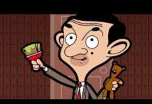 Xem Bean Painting | Season 2 Episode 36 |  Mr. Bean Cartoon World