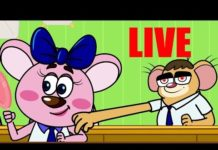 Xem Rat-A-Tat |'LIVE – SCHOOL🏆 Teacher's Pet Best New Compilation'| Chotoonz Kids Funny Cartoon Videos