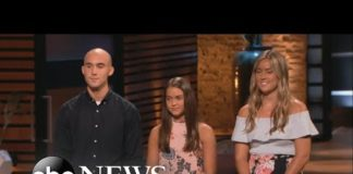 Xem Family pitches product for late firefighter father on 'Shark Tank'
