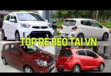 Xem Top xe ôtô rẻ nhất VN đang được bán ra | Tin Xe Hơi