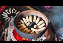 Nướng bánh quê Miền Tây #2  Du lịch ẩm thực Việt Nam