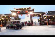 Khu du lịch Happyland Bến Lức Long An Về đêm đẹp Lung Linh