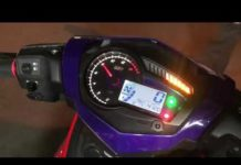 Tô Hà Đông Nghi – EX 150 Full Công nghệ uma máy mốc êm ru không một tiếng động