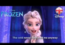 Xem FROZEN | Let It Go Sing-along | Official Disney UK