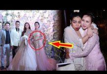 """Xem Choáng trước thời trang """"cấm kị"""" mà loạt sao Việt lỡ diện khi đi dự đám cưới"""