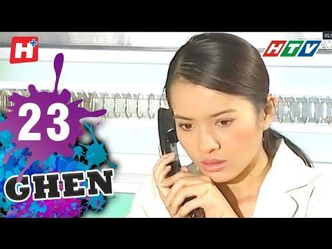 Xem Ghen – Tập 23 | HTV Phim Tình Cảm Việt Nam Hay Nhất 2019