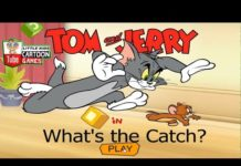 Xem Tom and Jerry – What's the Catch? . Fun Tom and Jerry 2019 Games. Baby Games #LITTLEKIDS