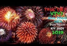 Xem VTV6 LIVE Trực Tiếp Bắn Pháo Hoa Đón Giao Thừa 2019 – Chào Xuân Kỷ Hợi – Happy New Year – Nhạc Xuân