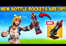 View *NEW* BOTTLE ROCKETS ARE OP! – Fortnite Funny Fails and WTF Moments! #461