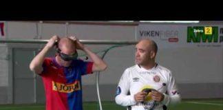 Video Golden Goal – Virtual Reality Football (Hilarious) *Subtitles*
