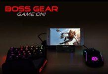 Xem Dùng bàn phím và chuột chiến Game điện thoại Android|| Delux S2