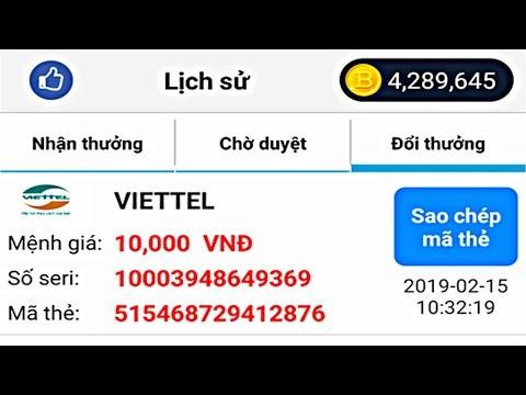 Xem App Kiếm Thẻ Cào Trên Điện Thoại Hót Nhất 2019 | Kiếm Tiền Online