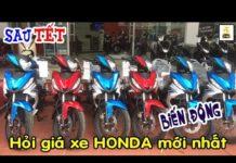 Xem Sau TẾT Đi Hỏi Giá Xe HONDA Tháng 2/2019 ▶️ Giá Xe Honda Biến Động 🔴 TOP 5 ĐAM MÊ