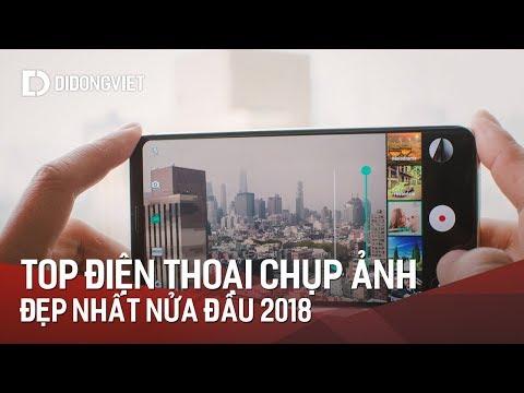 Xem Top 5 smartphone có camera tốt nhất nửa đầu 2018: P20 Pro không tốt như bạn nghĩ?