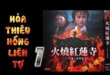 Xem Hỏa Thiêu Hồng Liên Tự 1989 | Tập 1 | Phim Bộ Kiếm Hiệp Xưa quá hay
