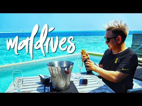 Maldives – Chuyến Du Lich 400 Triệu Tại Đảo Hurawalhi