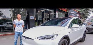 Xem XEHAY – Khám phá chi tiết Tesla Model X bản P100D giá $400k – SUV tăng tốc nhanh nhất thế giới