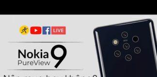Xem Nokia 9 PureView – Chiếc Điện thoại nhiều camera nhất thế giới đã ra mắt