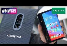 Xem MWC19 Oppo: camera tele tàu ngầm 10x, mạng 5G, điện thoại màn hình gập, Breeno