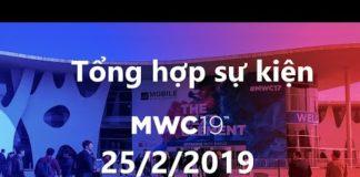Xem Tổng hợp sự kiện MWC 2019: Điện thoại màn hình gập Huawei Mate X gặp thêm đối thủ