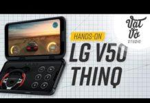 """Xem Trên tay điện thoại """"suýt 2 màn hình"""" của LG"""
