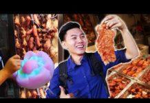 Ăn Sập Đài Loan #9: Gà rán khổng lồ chợ đêm Shilin |Du lịch ẩm thực