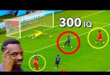 Video Football – When Players have 300 IQ (Genius Plays)