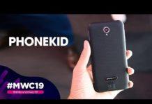 Xem Trên tay phoneKid – Điện thoại dành cho trẻ em