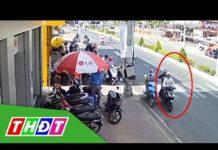 Xem Nhờ camera ven đường, bắt được 2 anh em giật điện thoại | THDT