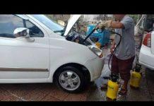 Công nghệ rửa xe 4.0 quá kinh dị xe sắp ra mắt qua rẻ quá cọp bảo rút hồ sơ 0961408726