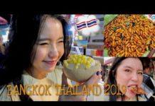 THÁI LAN VLOG : ĐI ĐÂU ? ĂN GÌ Ở BANGKOK ? | CHUYẾN ĐI ĐẦU NĂM | Quỳnh Thi |