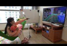 Xem Con Không Được Xem Tivi Gần Thế ❤ BIBI TV ❤
