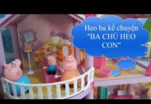 Xem PEPPA MÊ XEM TIVI ĐAU MẮT/ PEPPA VIEWS PRINCESS PAIN EYES/Sury Channel/đồ chơi trẻ em