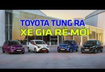 Ô tô giá rẻ nhưng không thiếu công nghệ trên Toyota Aygo #txh
