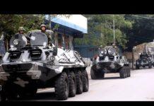 Xem Khám phá bên trong xe thiết giáp bảo vệ hội nghị Mỹ – Triều.