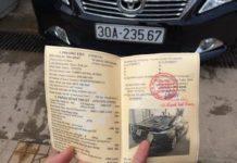 Xem Mang xe ô tô đi đăng kiểm cần lưu ý những gì (phần 1)