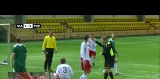Video Golden Goal – Elektrosjokkfotball (Electroshock football/soccer with English subs!)