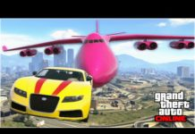View AWESOME GTA 5 STUNTS & FAILS (Funny Moments Compilation)