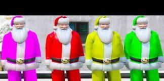 Xem Ông Già Noel Vui Tính ♫ Nhạc Thiếu Nhi Sôi Động Hay Nhất