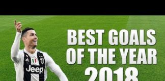 Video Best Goals Of The Year 2018