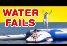 View Best Water Fails | AFV Funniest Videos