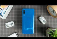 Xem Mở hộp Samsung GALAXY A50 chính hãng 😍