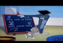 Xem Tom and Jerry   Professor Tom, Episode 37 Part 1