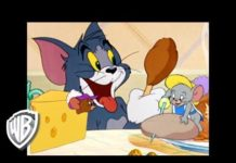Xem Tom & Jerry | Food Fight! | Classic Cartoon Compilation | WB Kids