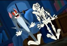 Xem Tom And Jerry Full Episodes 2019 ✤ Fraidy Cat Scat ✤ Best Funny Cartoons For Kids ✤✔