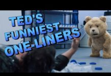 View Ted's Funniest One-Liners HD