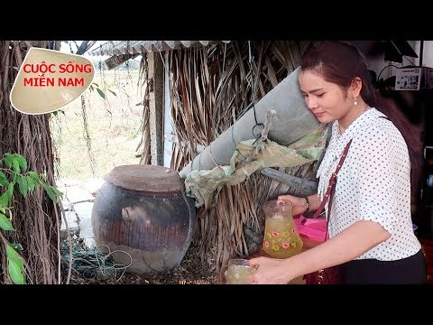 Cù lao Long Hựu p2: Nửa vòng trái đất yêu miền tây bình dị #namviet