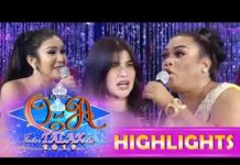 Xem It's Showtime Miss Q & A: Anne is amazed with Didong Dantes Avanzado and Boom-Boom Reyes debate